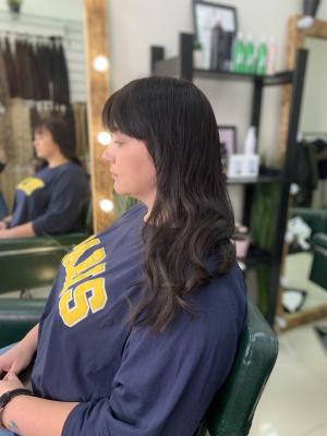 Наращивание волос Самара 0010
