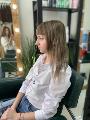 Наращивание волос Самара 0011