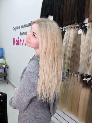 Наращивание волос Самара 0013