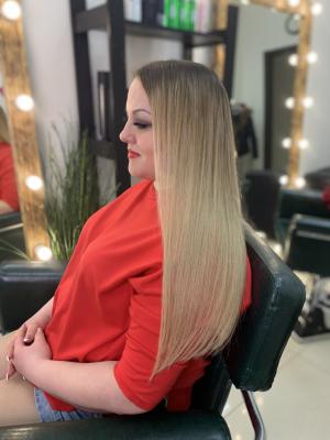 Наращивание волос Самара 0017