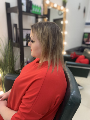 Наращивание волос Самара 0018