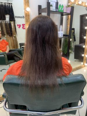 Наращивание волос Самара 0001