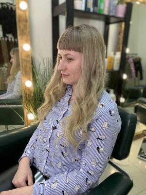 Наращивание волос Самара 0002