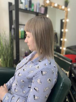 Наращивание волос Самара 0003