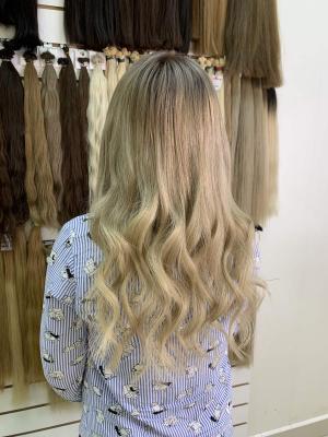 Наращивание волос Самара 0004