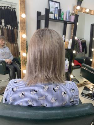 Наращивание волос Самара 0006