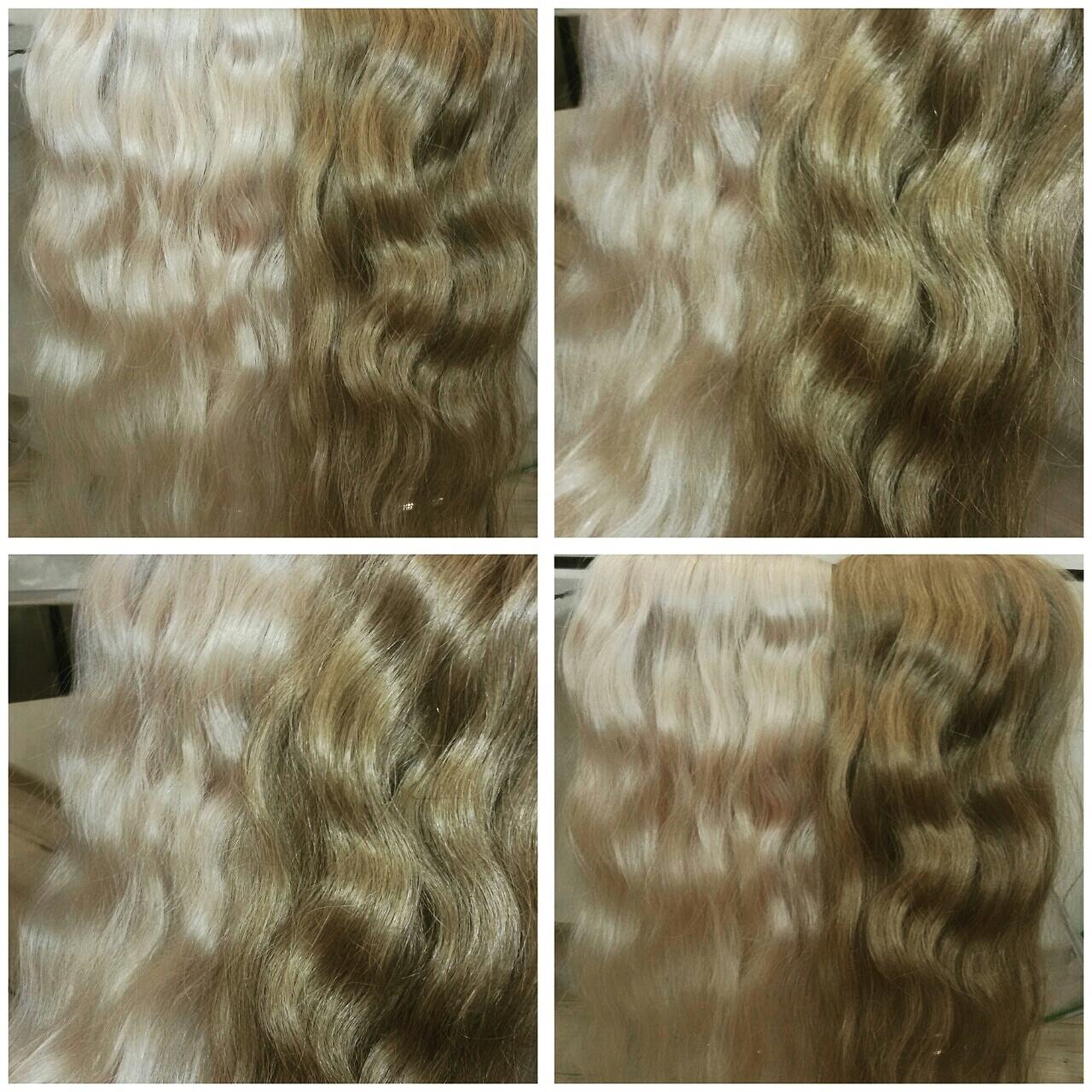 Волосы для наращивания 02